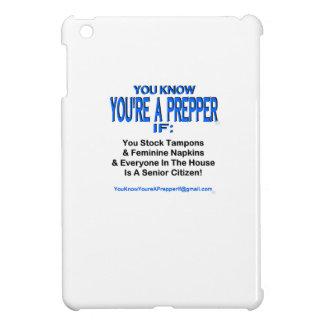 PREPPER 00003 iPad MINI CASE