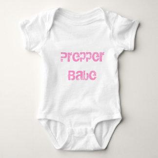 Prepper Babe Baby Grow Baby Bodysuit