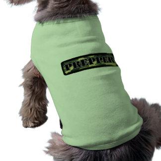 Prepper Camo Pet T-shirt