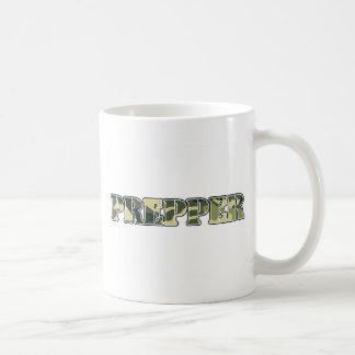 Prepper Classic White Coffee Mug