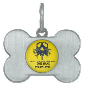 PREPPER DOG TAG PET ID TAG