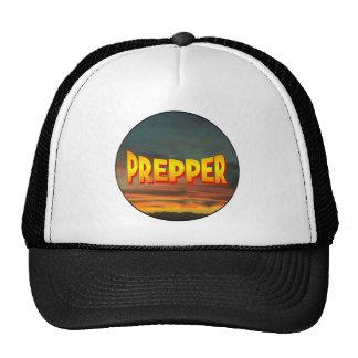 Prepper Hats