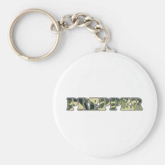 Prepper Keychain