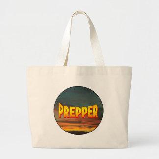 Prepper Large Tote Bag