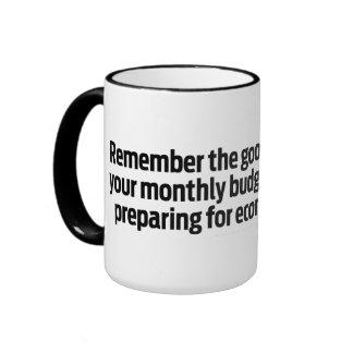 Prepper Mug