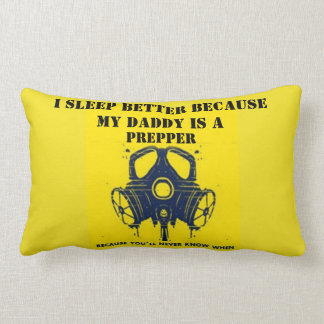 PREPPER PILLOW
