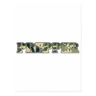 Prepper Postcards