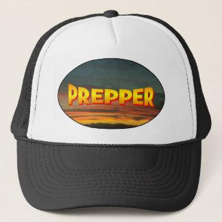 Prepper Trucker Hat