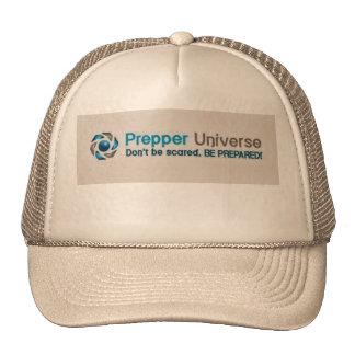 Prepper Universe Cap Hats
