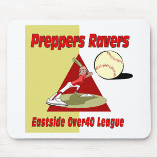 Preppers Ravers Mouse Pad