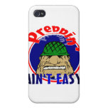 Preppin' Ain't Easy iPhone 4/4S Covers