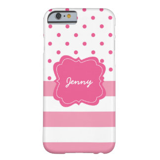 Preppy Barely There iPhone 6 Case