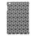 Preppy Black Diamonds iPad Mini Case