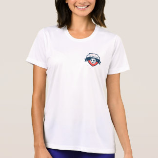 Preppy Football Club Youth League Uniform. T-Shirt