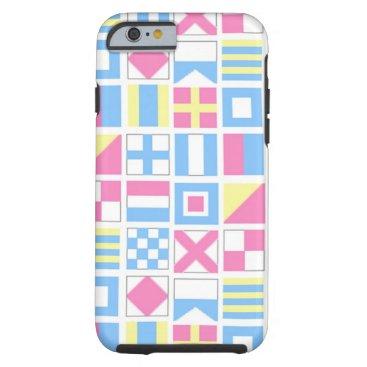 Preppy Nautical iPhone 6 case