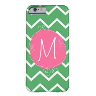 Preppy Pink Green Case -Mate iPhone 6 case Mally M