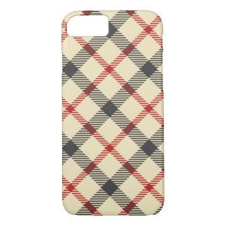 Preppy Plaid iPhone 7 Case