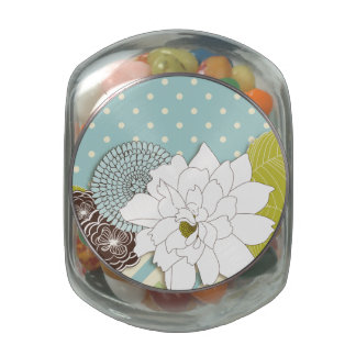 preppy,protective+case,modern+circle+flowers,mod+h glass candy jars