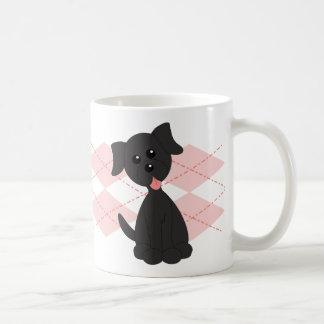 Preppy Puppy Coffee Mug