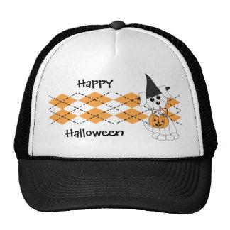Preppy Puppy Halloween Hat