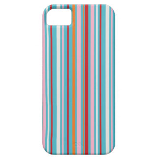 Preppy striped multicolored stripes stripe pattern iPhone 5 covers