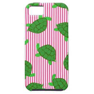 Preppy Turtle IPHONE 5  CASE COVER MALLY MAC iPhone 5 Cover