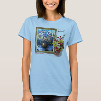 prer you flowers T-Shirt