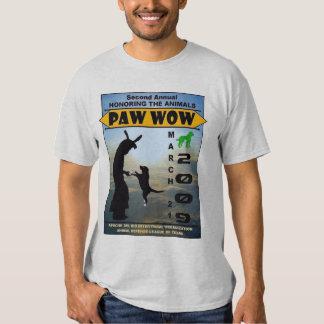 "Prerelease 2009 ADL/ADRIT ""Honoring the Animals"" P T-shirt"