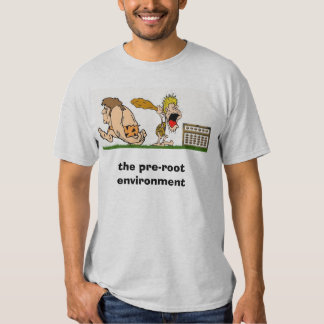 preroot tee shirt