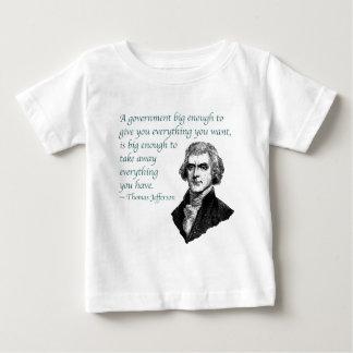 PRES03 BIG ENOUGH BABY T-Shirt