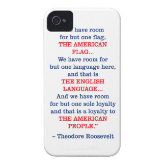 PRES26 ONE FLAG iPhone 4 Case-Mate CASES
