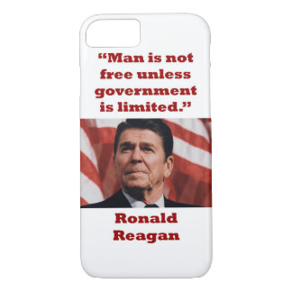 PRES40 MAN IS NOT FREE iPhone 7 CASE