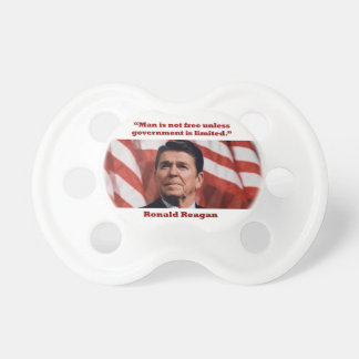 PRES40 MAN IS NOT FREE PACIFIER