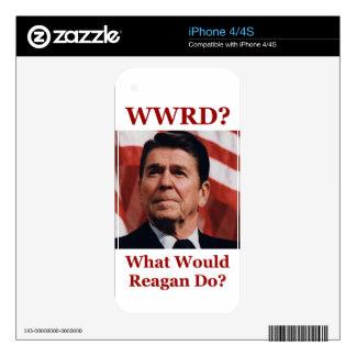 PRES40 WWRD iPhone 4S DECAL