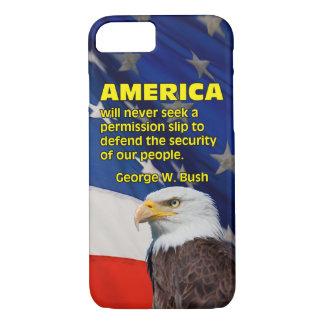 PRES43 PERMISSION SLIP iPhone 8/7 CASE