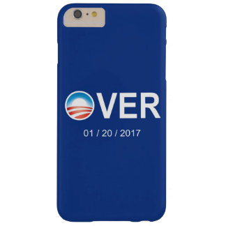 PRES44 01-20-17 BARELY THERE iPhone 6 PLUS CASE