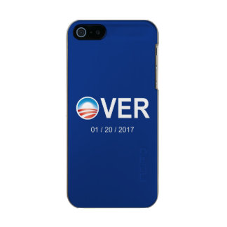 PRES44 01-20-17 METALLIC iPhone SE/5/5s CASE