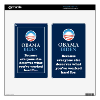 PRES44 EVERYONE ELSE SKIN FOR KINDLE FIRE