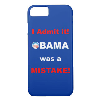 PRES44 I ADMIT IT iPhone 7 CASE