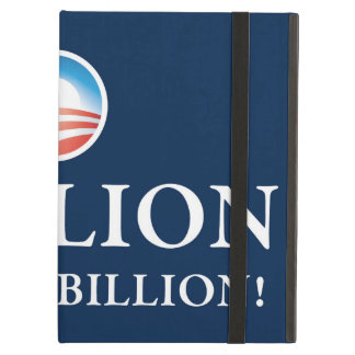 PRES44 NEW BILLION iPad AIR COVER