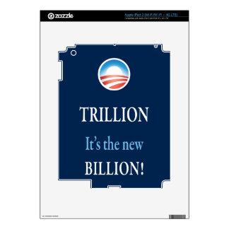 PRES44 NUEVO MIL MILLONES iPad 3 SKIN