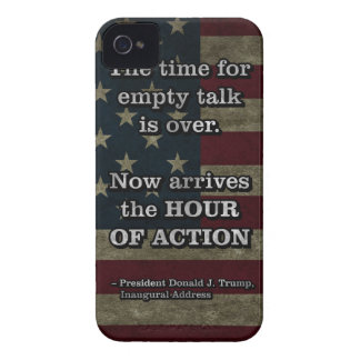 PRES45 HOUR OF ACTION iPhone 4 Case-Mate CASE