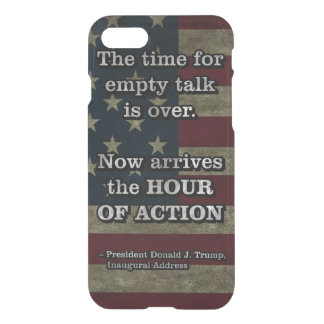 PRES45 HOUR OF ACTION iPhone 7 CASE