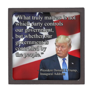PRES45 WHAT TRULY MATTERS GIFT BOX