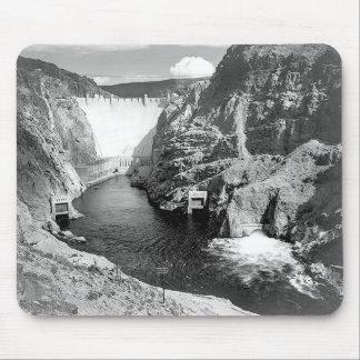 Presa de Boulder (aka Preso Hoover) por Ansel Alfombrilla De Ratones