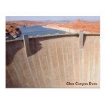Presa y lago Powell de Glen Canyon Postal