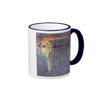 Presagio enfermo (1893) taza de dos colores