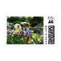 Presby Iris Garden stamp