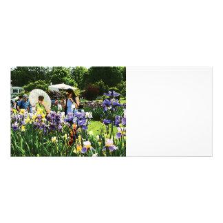Presby Iris Garden Rack Card