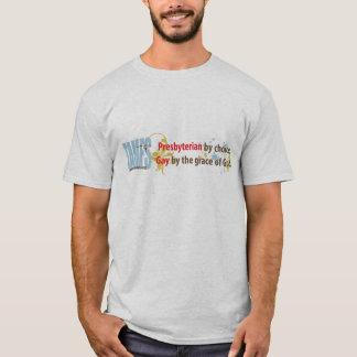 Presbyterian by choice with logo T-Shirt